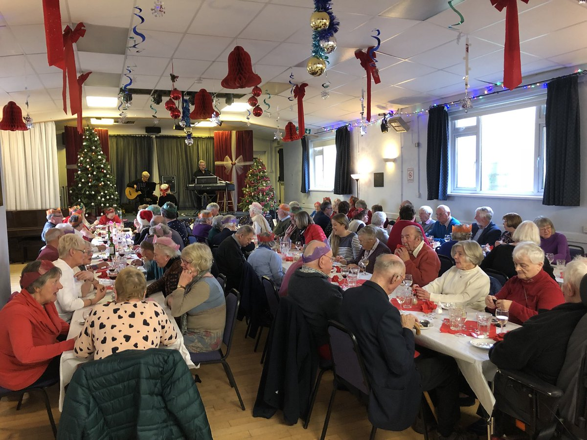 Solva Pensioners' Christmas Lunch