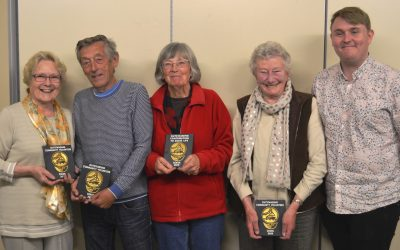 Solva Care Trustees Recognised