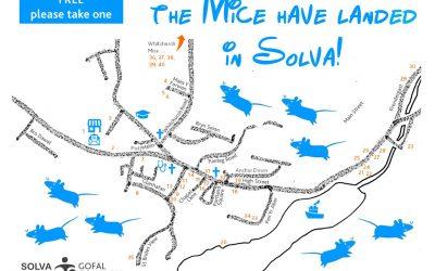 40 Mice Have Landed in Solva!