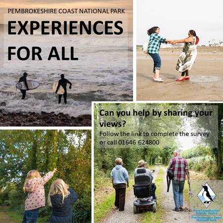 Experiences for All survey