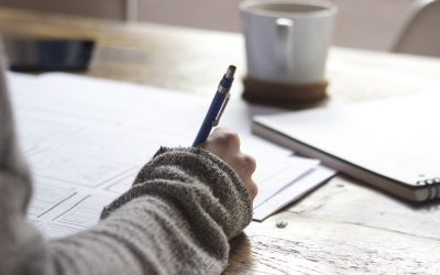 Writing for Wellbeing – Taster session