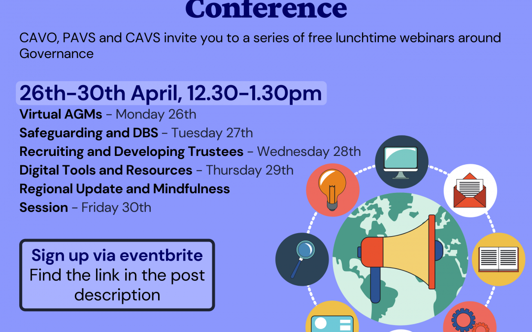 West Wales online Governance Conference