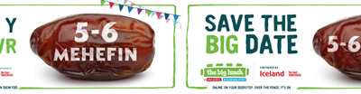 The Big Lunch 5-6 June 2021 – save the date
