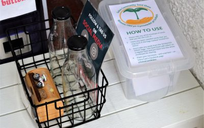 Solva's first Seed Bank