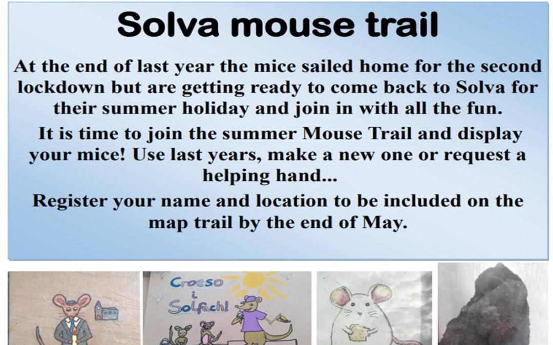 Mouse Trail 2021