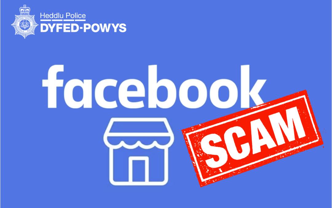 Beware of Facebook Marketplace scams