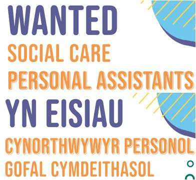 PCC Personal Assistants – Opportunity